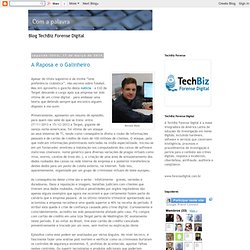 Blog TechBiz Forense Digital