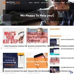 Blog - Techno Labs