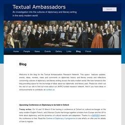 Textual Ambassadors