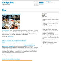 news « thinkpublic