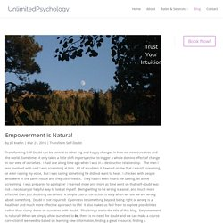 Blog - Unlimited Psychology