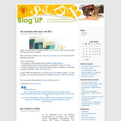 Blog'UP