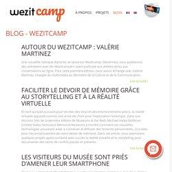 Blog - WezitCamp