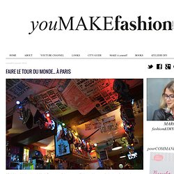 Blog Mode & DIY - Youmakefashion.fr - Margot