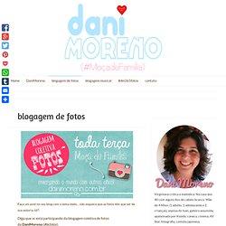 blogagem de fotos