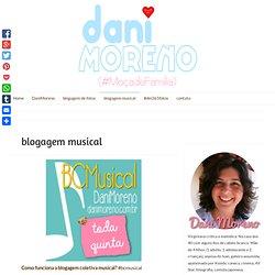 blogagem musical