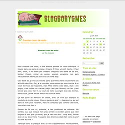 Blogborygmes
