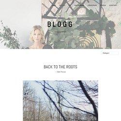 Blogg – Malin Persson