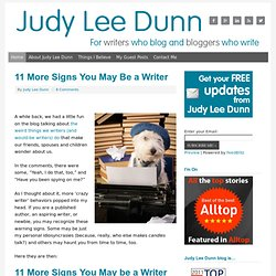 Judy Dunn, a blogger who educates, entertains and engages | Cat's Eye Writer Blog | Judy Dunn | Blogging Coach | Social Media Copywriter