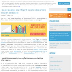 I book blogger più influenti in rete: report completo