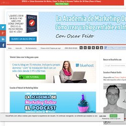 Blogger o WordPress? La Guía Definitiva