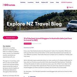 31 of the best travel in Australia