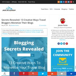 How to Make Money Blogging: 13 Travel Bloggers Reveal Their Secrets