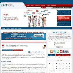 WSI Digital Marketing Blog