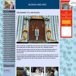 Bloggingång - www.123minsida.se/Bojan