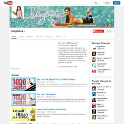 blogilates's Channel