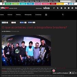 O que aconteceu com a blogosfera brasileira?