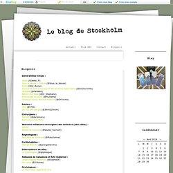 Blogroll (blogueur = twitter)
