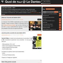 BlogRoll @leDantec