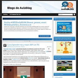 Blogs de Aulablog »