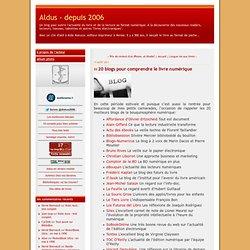 20 blogs pour comprendre le livre numérique