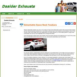Blogs - Daalder Exhausts