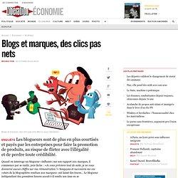 Blogs et marques, des clics pas nets