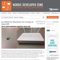 Blogs - Nordic Developer Zone