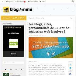 Les blogs et sites SEO et rédaction web à suivre
