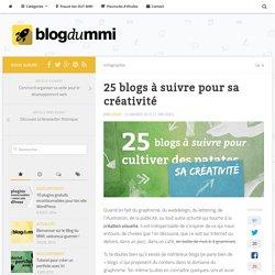 25 blogs à suivre pour sa créativité