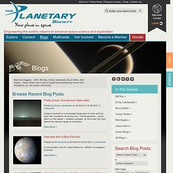 The Planetary Society Blog