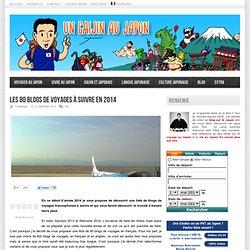 Les 57 blogs de voyages à suivre en 2014