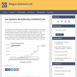 Blogue Natmark.net - Le blogue qui n'en est pas un...