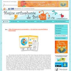 Blogue Orthophonie & Cie