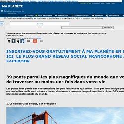Blogues » 39 ponts parmi » Ma Planète PPS / DIAPORAMA gratuit a telecharger