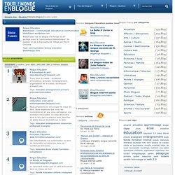 Blogues Éducation quebec - répertoire blog Éducation quebec