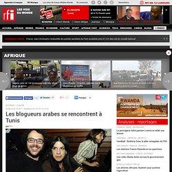 Les blogueurs arabes se rencontrent à Tunis