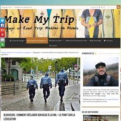 Blogueurs : comment déclarer son blog à la CNIL + le point sur la législation