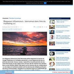 Blogueurs Influenceurs: bienvenue dans l'ère du marketing 2.0