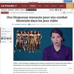 Une blogueuse menacée pour son combat féministe dans les jeux vidéo