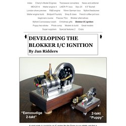 Blokker I/C ignition