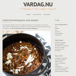 Middagstips & enkla recept på vardagsmat