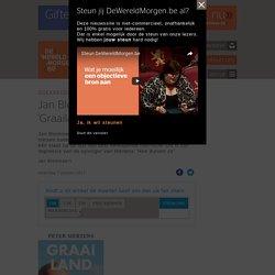 Jan Blommaert bespreekt 'Graailand' van Peter Mertens