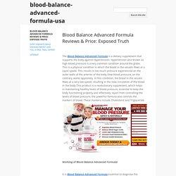 blood-balance-advanced-formula-usa