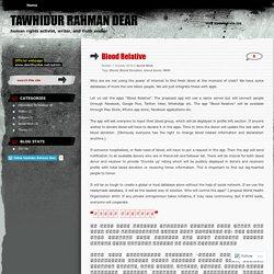 Tawhidur Rahman Dear