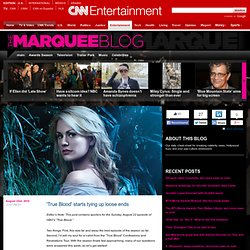 'True Blood' starts tying up loose ends