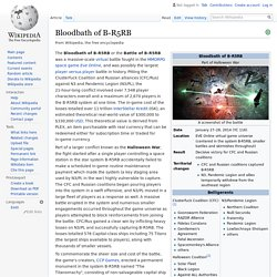 Bloodbath of B-R5RB - Wikipedia