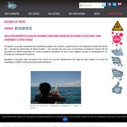 Bloom Association - Accords de pêche - Bloom Association