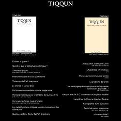 TIQQUN