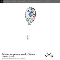 Le bloomer : couture pour les (futures mamans) nulles – Les Enchantées